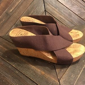 Lucky Brand LK Miller wedge